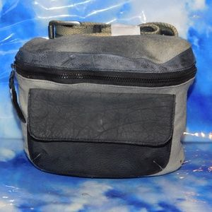 Free People Charlie Acid Wash Sling Bag